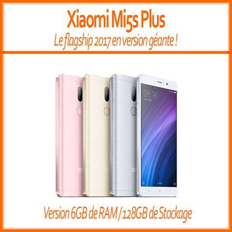 Xiaomi Mi5s Plus Ram 6gb 128gb Original 100 Termurah xiaomi mi5s plus 6gb ram 128gb rom xiaomi