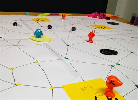 design game prototype how we use board game design to learn about experience
