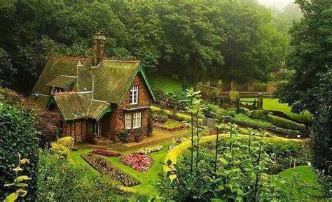 Countryside Cottage Countryside Cottage Favorite Places Spaces