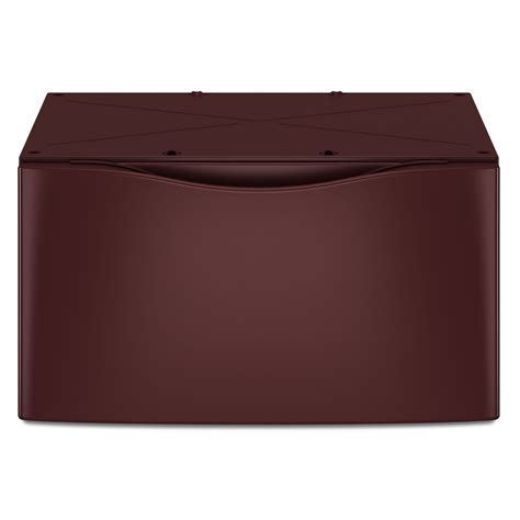 Laundry Pedestal With Storage Drawer kenmore 5 laundry plus 15 in pedestal with storage drawer sears outlet