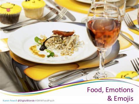 cuisine emotion food emotions emojis social media week presentation