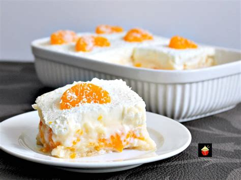 Easy But Scrumptious Dessert by Easy Mandarin Dessert Really Is That Easy If You Like