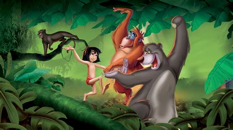 cartoon film jungle book the jungle book 1967