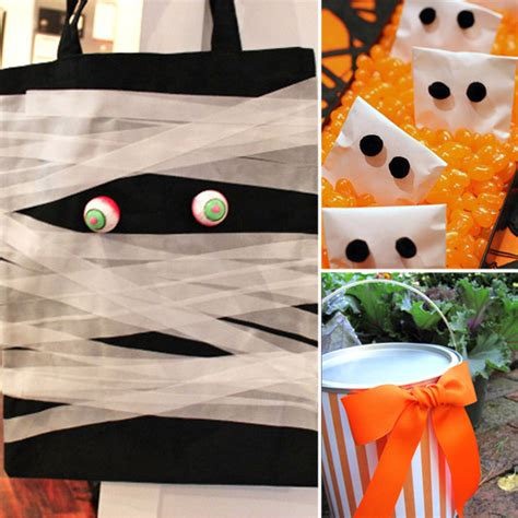 diy trick or treat bags popsugar