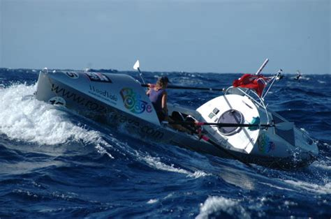 ocean sculling boat dame roz savage talks ocean rowing at buckingham palace