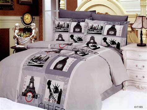 paris themed full size sheets bedding sets collections