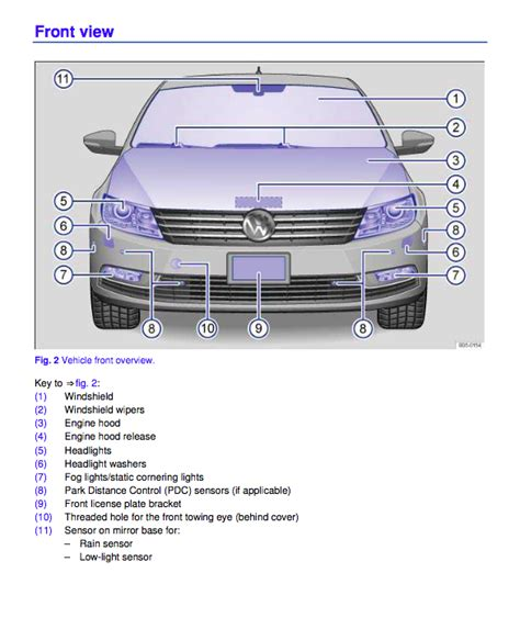 Volkswagen Cc Owners Manual by 2012 Volkswagen Cc Owners Manual Zofti Free