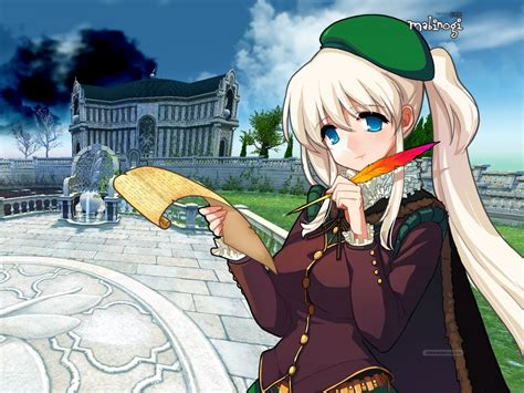 mabinogi forums mabinogi wallpaper thread