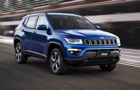 jeep india compass 2017 jeep compass officially revealed performancedrive