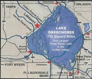 map of lake okeechobee florida contact us world wide charters