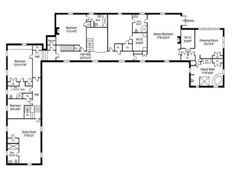 l shaped floor plans architecture l shaped house plans things to know to