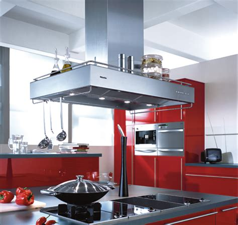 kitchen island exhaust hoods 23 october 2006 trends in home appliances