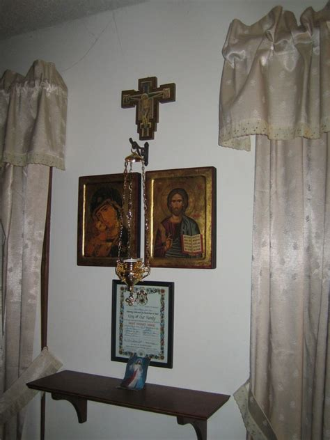 home altar ideas