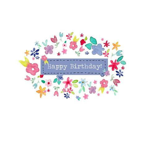 Happy Birthday Wishes Email 1364 Best Images About Happy Birthday On Pinterest