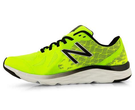 wide fit running shoes new balance s wide fit 790v6 running shoe high viz