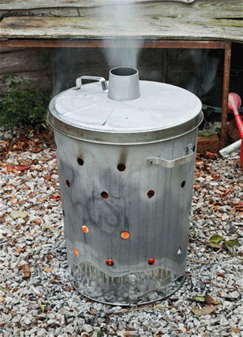 backyard incinerator garden incinerators page 1 homes gardens and diy
