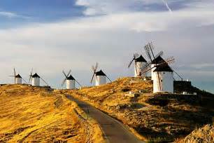 La Mancha Castilla La Mancha Spain Incoming