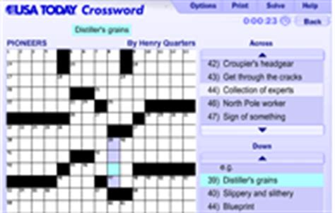 usa today crossword doesn t load crossword usa today