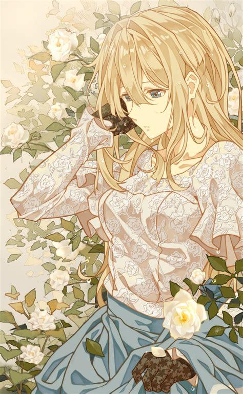 violet evergarden violet evergarden mobile wallpaper 2085464 zerochan