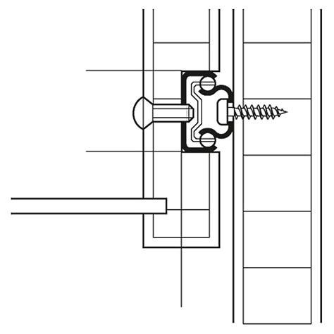 schublade bodenmontage schubladenf 252 hrung selber bauen km94 hitoiro