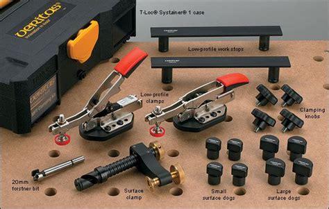 veritas mft clamping kit jet woodworking tools