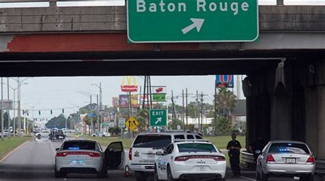 East Baton Sheriff Office by Sheriff S Office 3 Enforcement Officers Killed In