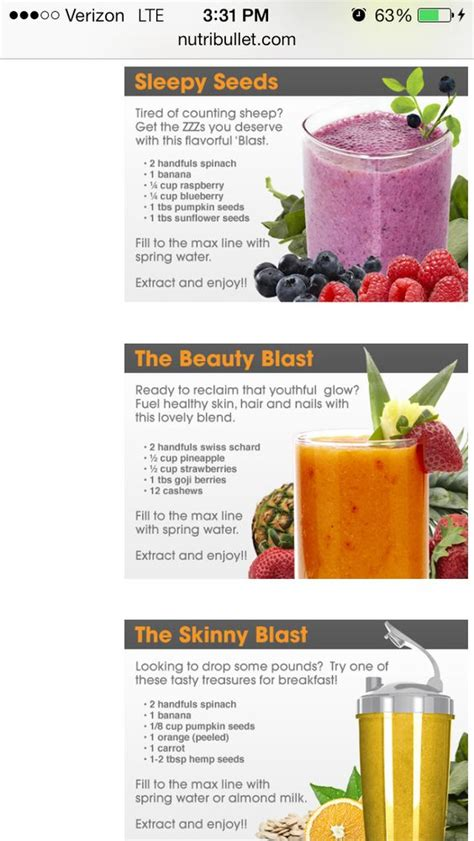 Nutribullet Juice Recipes Detox by Nutribullet Nutribullet Recipes And Smoothie Recipes On