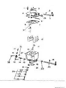 carburetor parts diagram parts list for model 6cck330m1029b onan parts all products