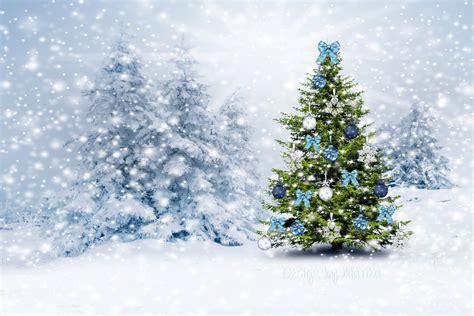 image of winters blessing christmas tree предсказания на новый год собаки 2018 короткие смешные шуточные год жёлтой земляной собаки