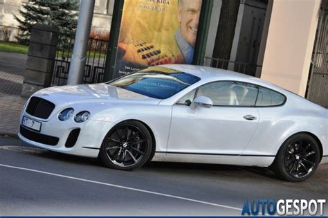 bentley coupe 2010 bentley continental supersports coup 233 5 november 2010