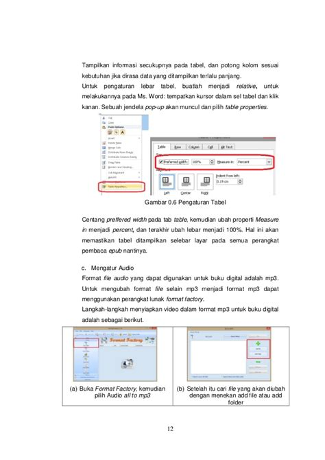 format buku digital serta alat bacanya buku digital e pub