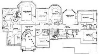 New Home Floor Plan by Saddle River New Home Floor Plans By Architect Robert Zampolin
