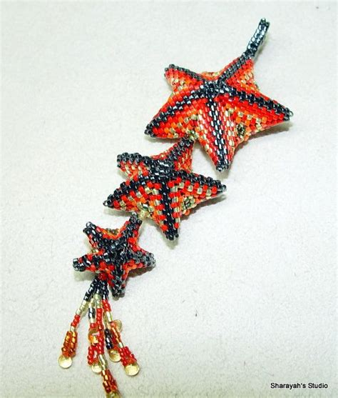 beaded starfish 17 best images about bead starfish on