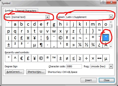 image gallery math symbols in word