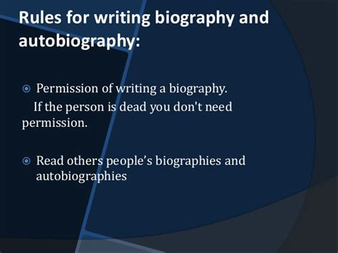 biography and autobiography biography and autobiography in social sciences
