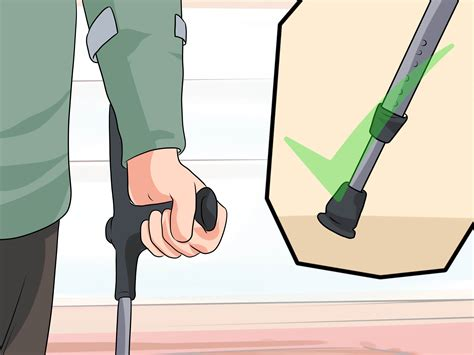most comfortable crutches how to adjust forearm crutches 7 steps with pictures