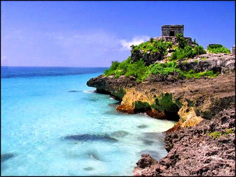 world s most beautiful places dreams destinations travel tulum the historical ruins with wonderful beaches