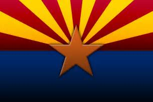 arizona colors free coloring pages of arizona flag