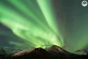 northern lights in alaska base c anchorage