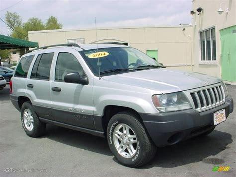 silver jeep grand 2004 2004 bright silver metallic jeep grand laredo