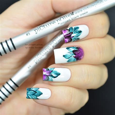 nail art brushes tutorial picture polish visit youtube to see the full video