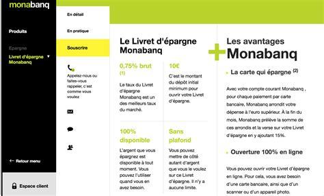 Plafond Livret Epargne by Le Livret 233 Pargne Monabanq Est Parmi Les Meilleurs Ntv