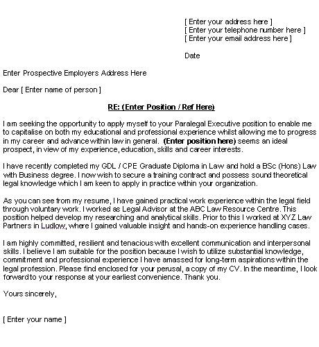 free exles of cover letters formats for cv resume