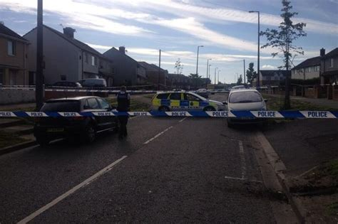 kirkby news police investigate after man shot in kirkby liverpool echo