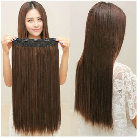 best clip in hair extensions for thick hair 150g thick one clip in remy human hair