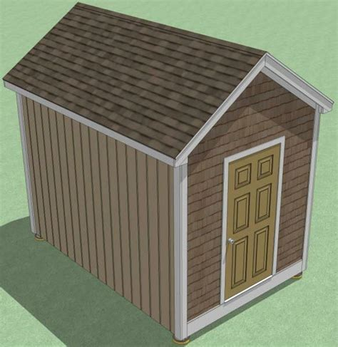 shed plans   build guide step  step