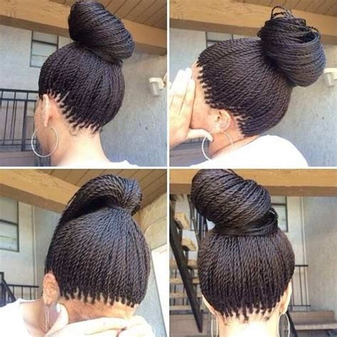 Micro Twist Hairstyles by Best 25 Micro Braids Hairstyles Ideas On