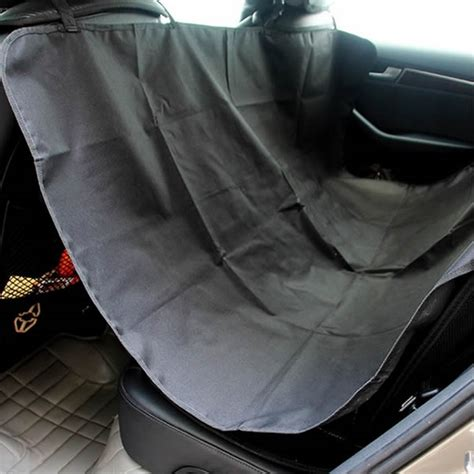 Pet Seat Cover Blanket Cushion pet car rear back seat cover blanket waterproof