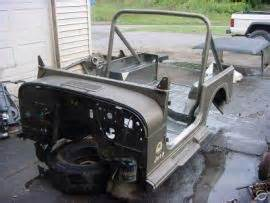 cost to ship jeep cj 7 wrangler yj tub from