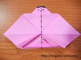 Origami Land - origami how to fold an ohina sama a doll origami land